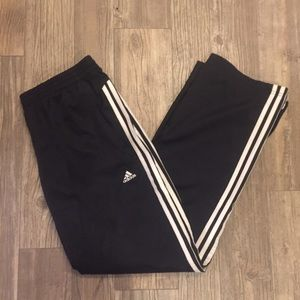 adidas Pants - Adidas • Black sweat pants